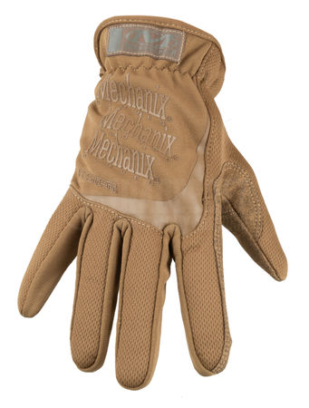 Mechanix Wear Fast Fit Antistatic hanskat, kojootinruskea