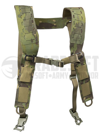 Templar's Gear ULPH-valjaat, Multicam Tropic (Universal Low Profile Harness)