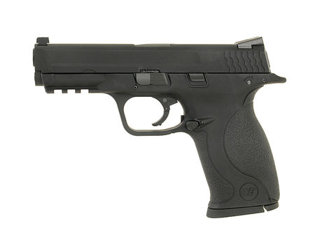 WE M&P9 Big Bird GBB, musta