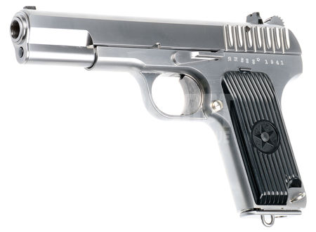 WE Tokarev TT-33 GBB, hopea